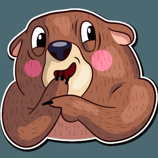 Honey Bear - Sticker 13