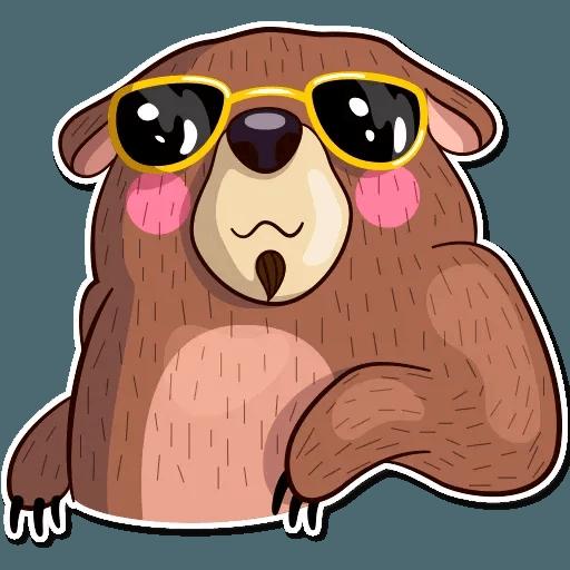 Honey Bear - Sticker 8