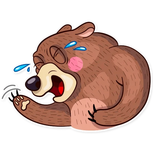 Honey Bear - Sticker 1