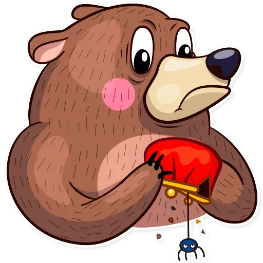 Honey Bear - Sticker 10