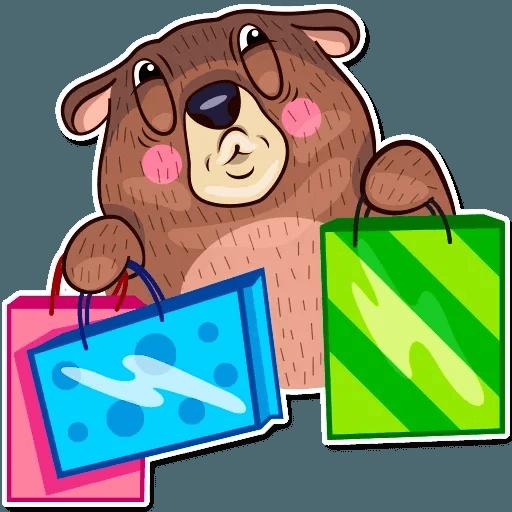 Honey Bear - Sticker 17