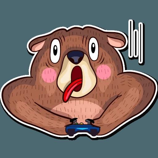 Honey Bear - Sticker 30