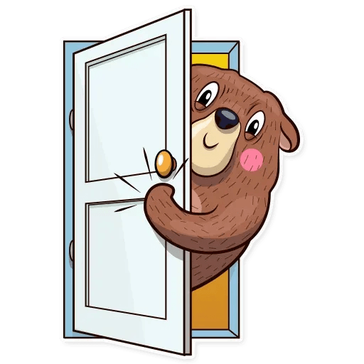 Honey Bear - Sticker 5