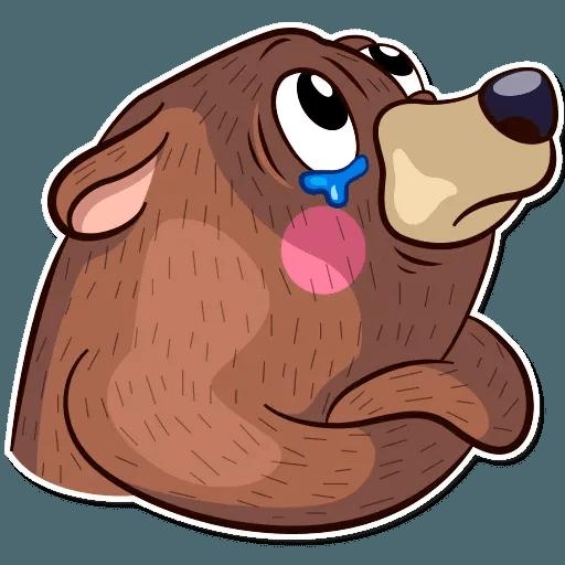 Honey Bear - Sticker 23