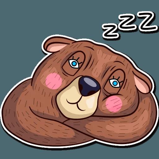 Honey Bear - Sticker 6