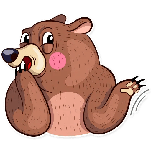 Honey Bear - Sticker 7