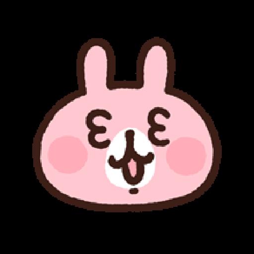P助兔兔表情貼 2 - Sticker 1