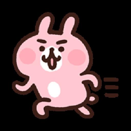 P助兔兔表情貼 2 - Sticker 9