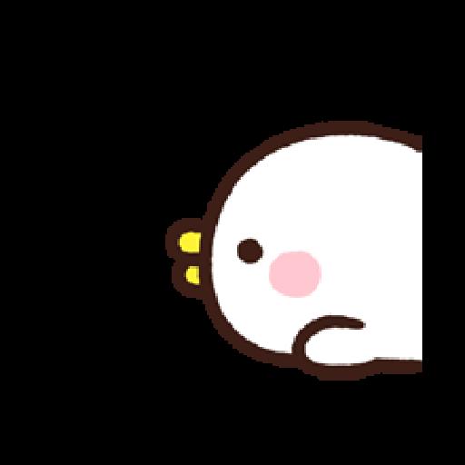 P助兔兔表情貼 2 - Sticker 13