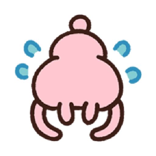 P助兔兔表情貼 2 - Sticker 8