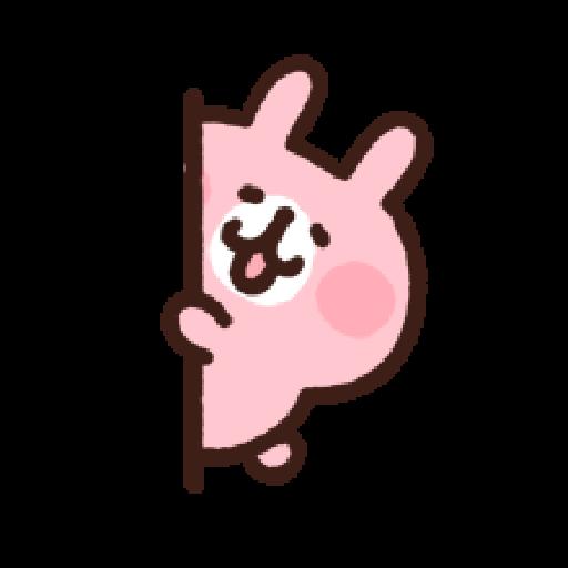 P助兔兔表情貼 2 - Sticker 12