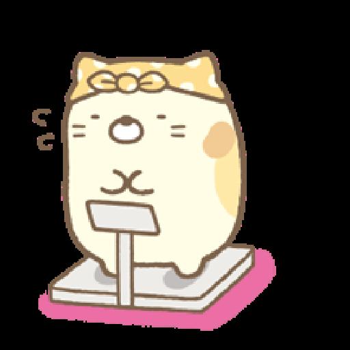 會動的♪Sumikko Gurashi - Sticker 13