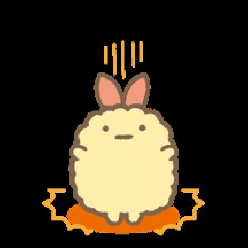 會動的♪Sumikko Gurashi - Sticker 7