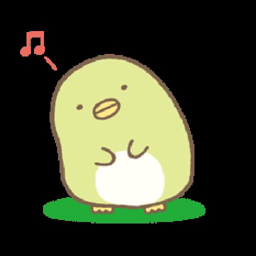 會動的♪Sumikko Gurashi - Sticker 15