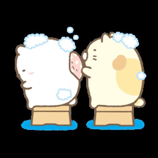 會動的♪Sumikko Gurashi - Sticker 14