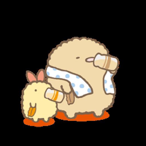 會動的♪Sumikko Gurashi - Sticker 17