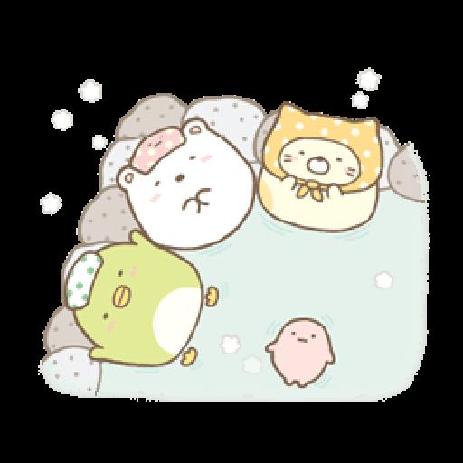 會動的♪Sumikko Gurashi - Sticker 9
