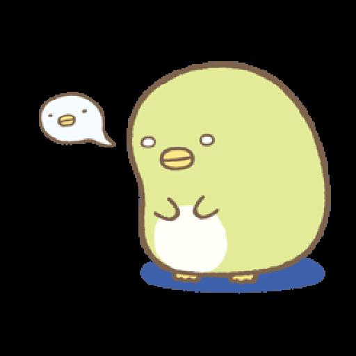 會動的♪Sumikko Gurashi - Sticker 4
