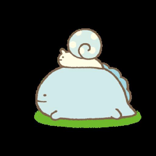 會動的♪Sumikko Gurashi - Sticker 16