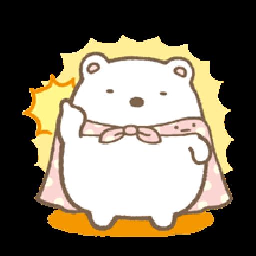 會動的♪Sumikko Gurashi - Sticker 2