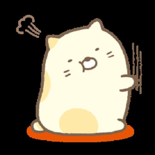 會動的♪Sumikko Gurashi - Sticker 19