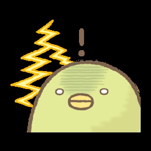 會動的♪Sumikko Gurashi - Sticker 20