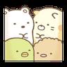 會動的♪Sumikko Gurashi - Tray Sticker