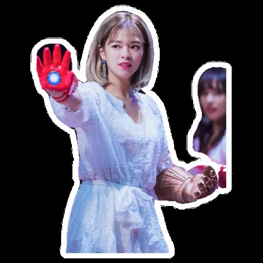 定延 - Sticker 15