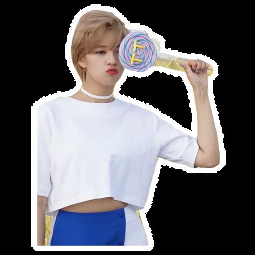 定延 - Sticker 4