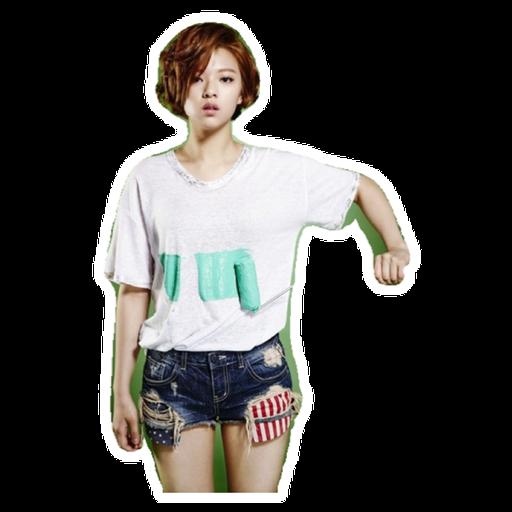 定延 - Sticker 20