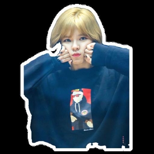 定延 - Sticker 21