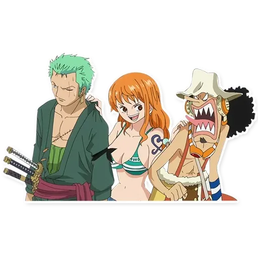 One Piece 1 - Sticker 14