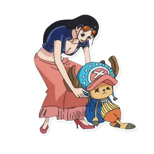 One Piece 1 - Sticker 6