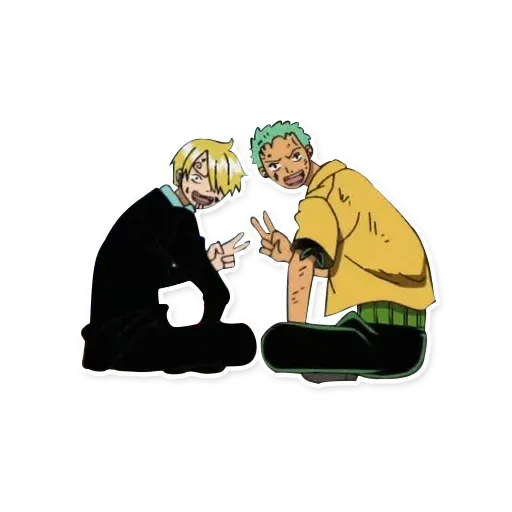 One Piece 1 - Sticker 2