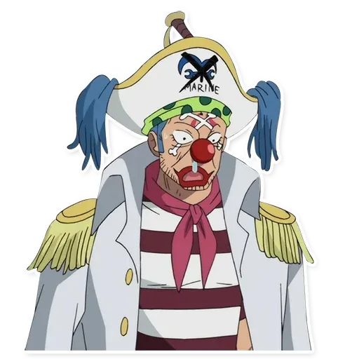 One Piece 1 - Sticker 5