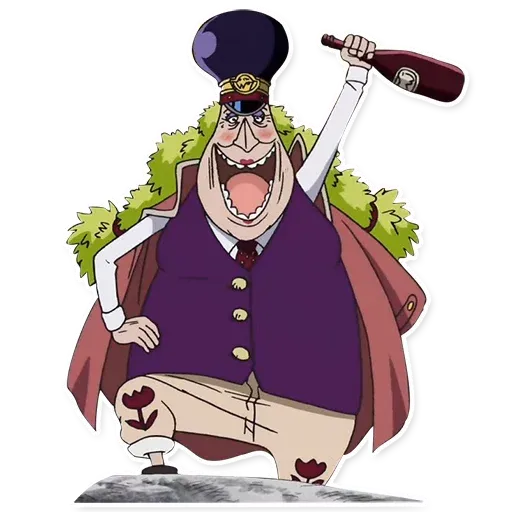 One Piece 1 - Sticker 11