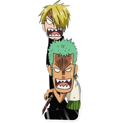 One Piece 1 - Sticker 10