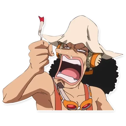 One Piece 1 - Sticker 22