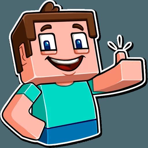 Minecraft - Sticker 3