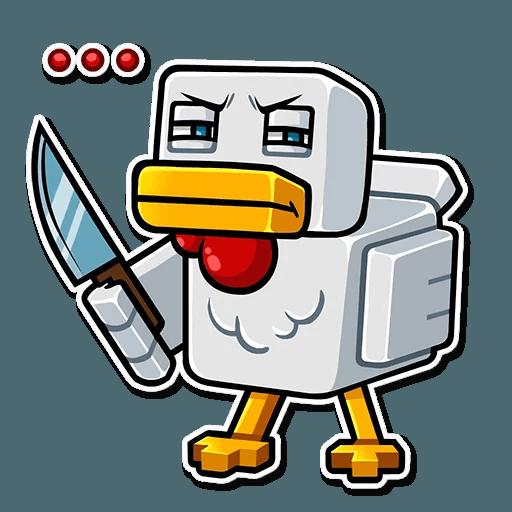 Minecraft - Sticker 27