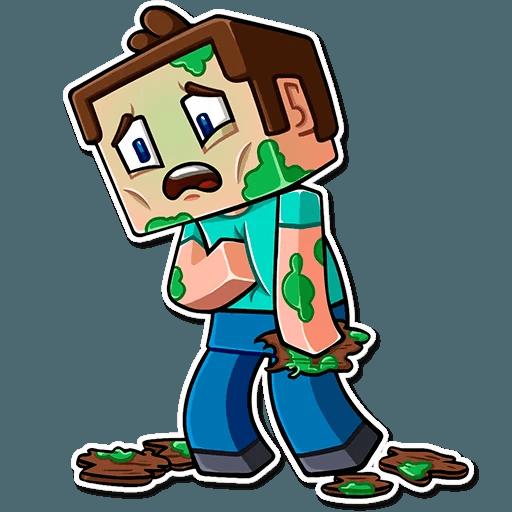Minecraft - Sticker 12