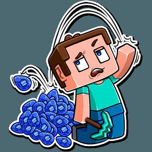 Minecraft - Sticker 21