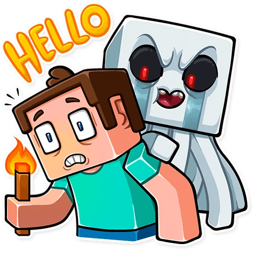 Minecraft - Sticker 4