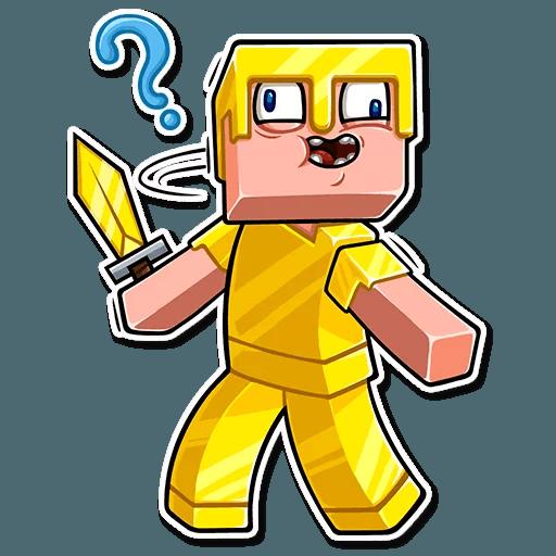 Minecraft - Sticker 18