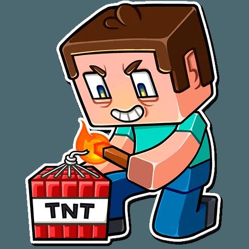 Minecraft - Sticker 22