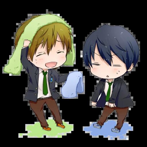 MakoHaru - Sticker 3