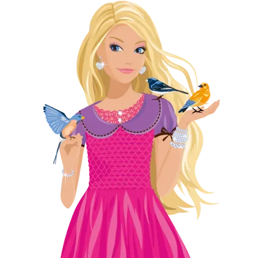 Barbie - Sticker 8
