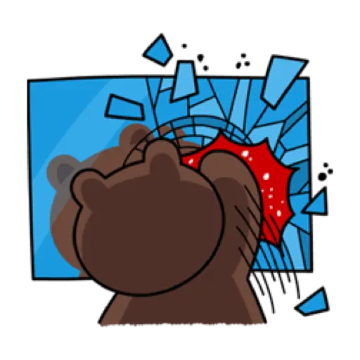 理智線斷裂 - Sticker 17