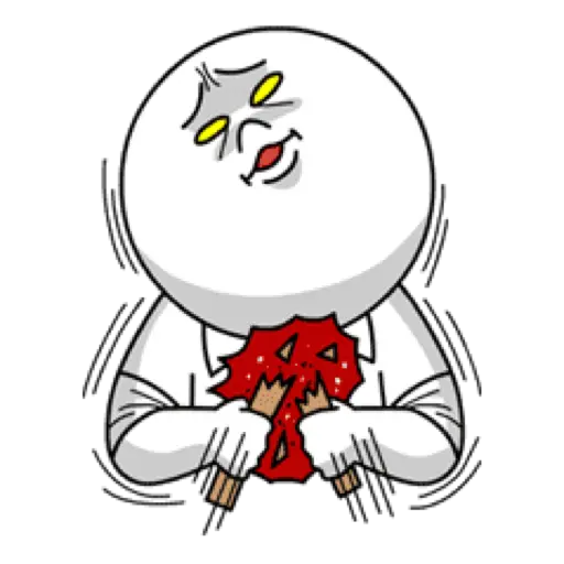 理智線斷裂 - Sticker 5