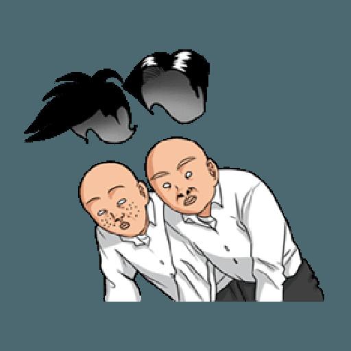 稻中兵團 - Sticker 3
